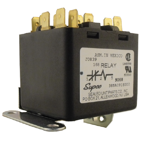 9068_L supco supco relay wiring diagram at crackthecode.co